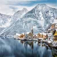 Austrian Winter Wonderland