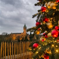 Metz & Luxembourg Christmas Markets