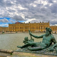 Paris, Monets Garden and Palace of Versailles