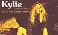 """Kylie Minogue """"Golden"""" Tour"""