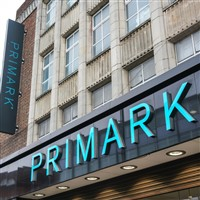 Primark and Birmingham Christmas Market