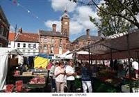 Louth Market & Skegness