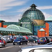 Sheffield meadowhall Shopper