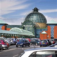 Meadowhall Sheffield Christmas Shopper