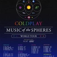 Coldplay at Wembley & London 2022