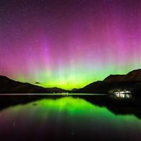 Scottish Hogmanay & Northern Lights