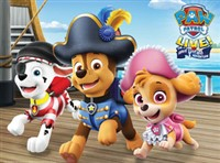 Paw Patrol The Great Pirate Adventure