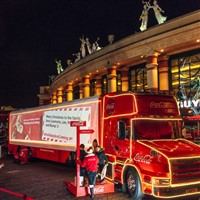 Manchester Christmas Market and Trafford Centre