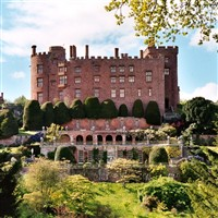 Castles Gardens & Mountains of Mid Wales