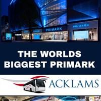 Birmingham Primark Shopper