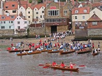 Whitby Regatta from York