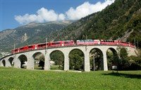 Swiss Royals and Rails in Klosters