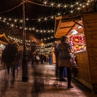 Meadowhall and Leeds German Market