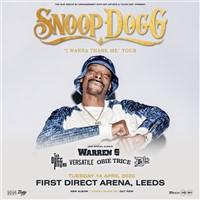 Snoop Dogg with D12, Warren G