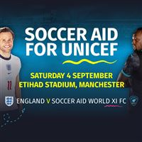 Soccer Aid 2021 & Liverpool