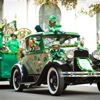 Escorted St Patricks Day