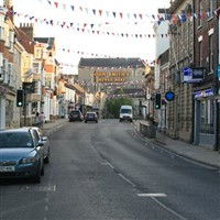 Tadcaster Market and York