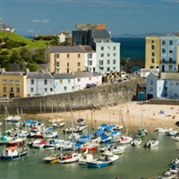 Pembrokeshire Coastlines and Tenby