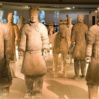 Liverpool Terracotta Warriors World Museum