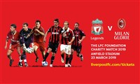 Liverpool Legends V AC Milan