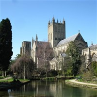 Wonderful Wells and Serene Somerset