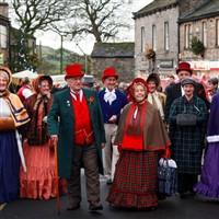 Grassington Dickensian Festival From York